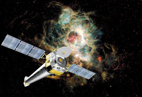 Post image for SLAC's x-ray laser takes aim at cosmic mystery