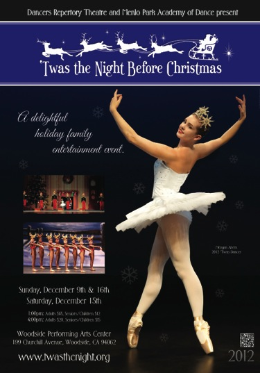 Artistic Director Coleen Duncan brings 'Twas the Night Before Christmas to local audiences again this year
