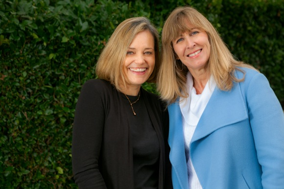 Yiftee co-founders Lori Laub and Donna Novitsky
