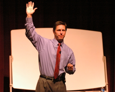Parenting expert Mike Riera to give talk at M-A PAC on Jan. 31