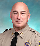 new Menlo Park Chief of Police Robert Jonsen