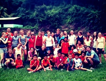 High school boys who play lacrosse invited to compete in Costa Rica while participating in service projects
