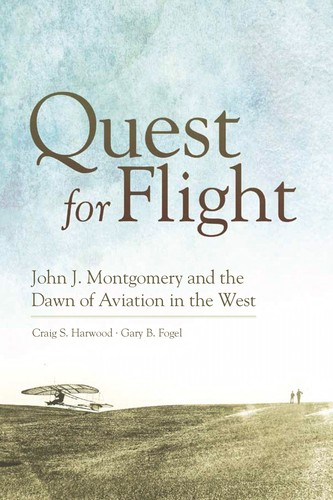 Quest for Flight book jacket
