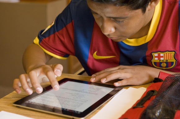 Sacred Heart Schools is recognized by Apple for it iPad use