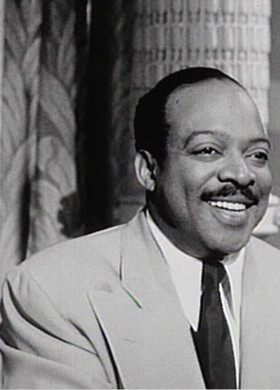 Count Basie is topic of Menlo Park Library Black History Month program on Feb. 2