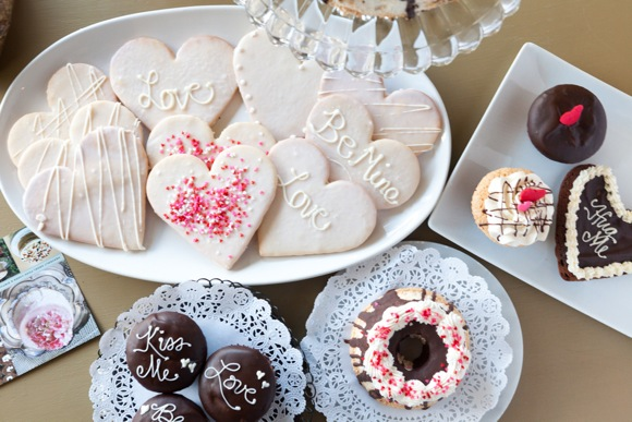 Make it a Menlo Park Valentines Day (take two) with a great selection of desserts from Angel Heart Cakes