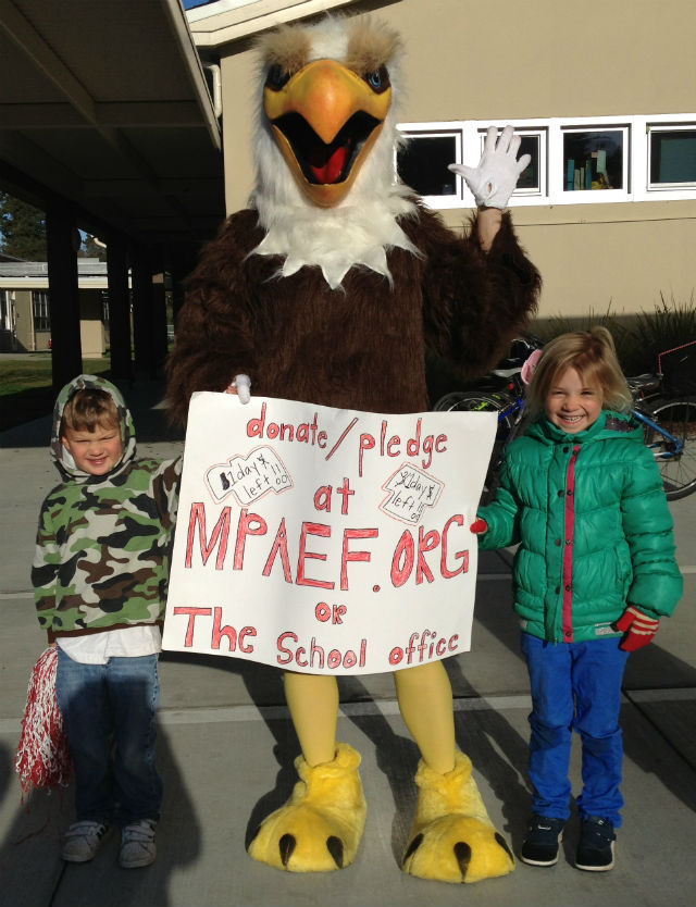 Schools earn $50,000 from MPAEF's Participation Challenge grant with 83% of families contributing
