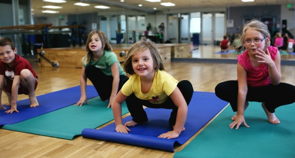 With YogiBirds, Robin Soran brings the benefits of yoga to children