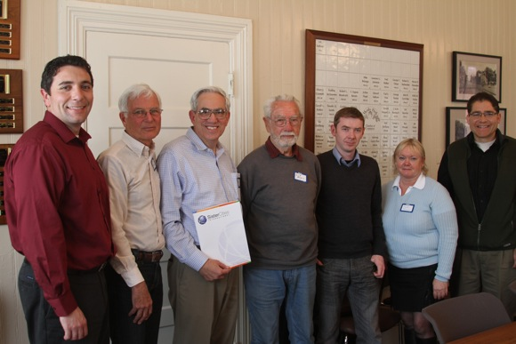 Group meets to ponder where Menlo Park and Galway City should become sister cities