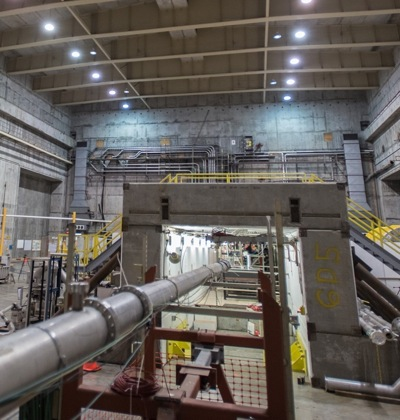 SLAC's historic 'End Station A' hosts electron beams once again in Menlo Park