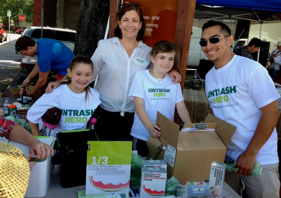 Post image for Earth Day recognition showcases the environmental activities of Menlo Park residents and organizations