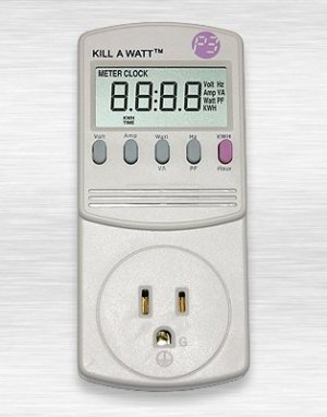 Post image for Menlo Park residents can reduce energy consumption by utilizing Kill A Watt meters