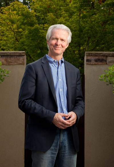 John Ortberg, senior pastor of Menlo Park Presbyterian Church