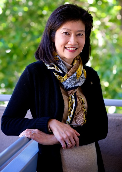 Rotary Club member Michelle Tsui chairs Taste of Menlo Park