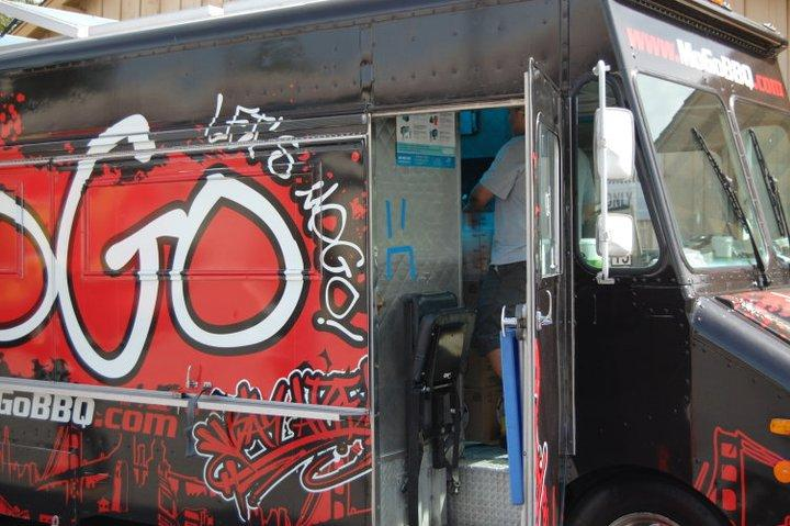 Food trucks make a dinner time appearance at Hillview School on May 23