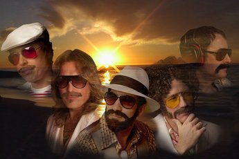 Mustache Harbor at the M-A PAC on Saturday, June 1