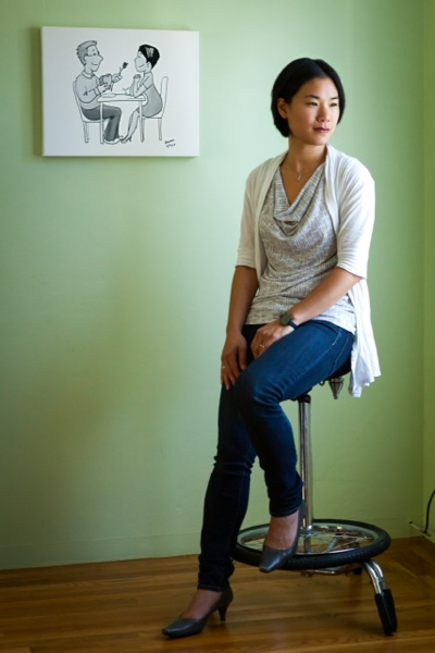 Alison Wong photographed by Scott R. Kline