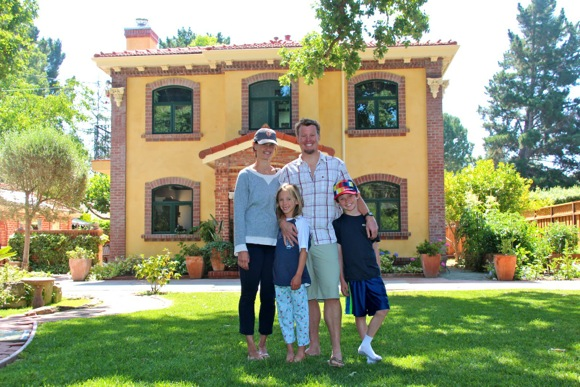 Jewel Scherer family