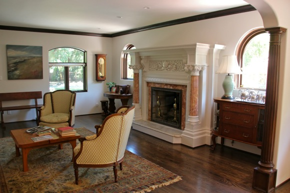Jewel fireplace