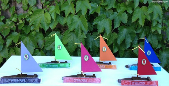 Otter Pop boats