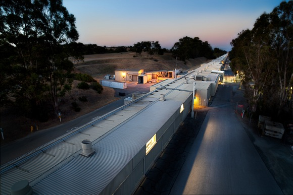 Linac Coherent Light Source X-ray laser pushed to record energies at SLAC in Menlo Park