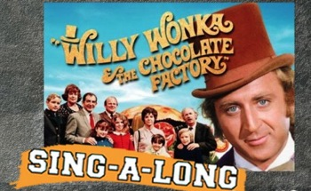 Post image for Willy Wonka and the Chocolate Factory sing-along scheduled for July 14 at MAPAC