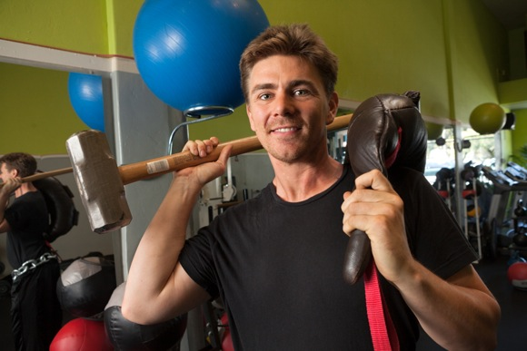 Colin Lewis of Empowerment Fitness in Menlo Park