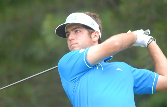 golfer Jonathan Garrick plays for UCLA