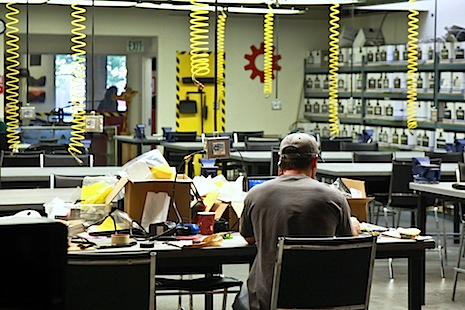 TechShop Menlo Park urgently searching for temporary and permanent home