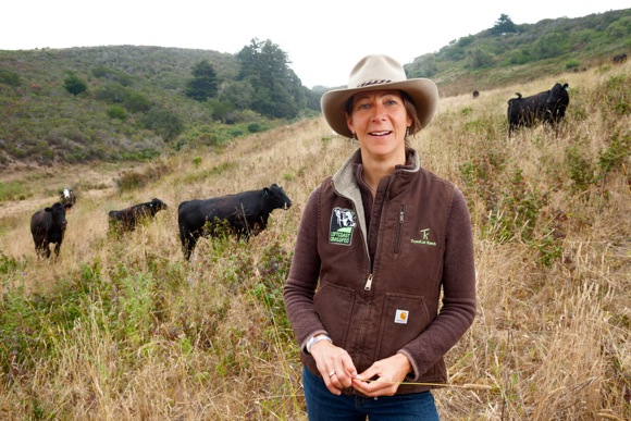 Wendy Millet of TomKat Ranch