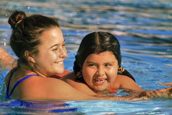 Belle Haven neighborhood pool in Menlo Park is now open year round