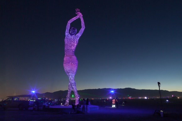Photographer Scott R. Kline takes us on a tour of Burning Man 2013