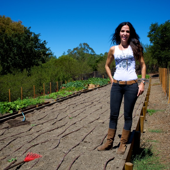 Kerri Stenson of Edible Silicon Valley