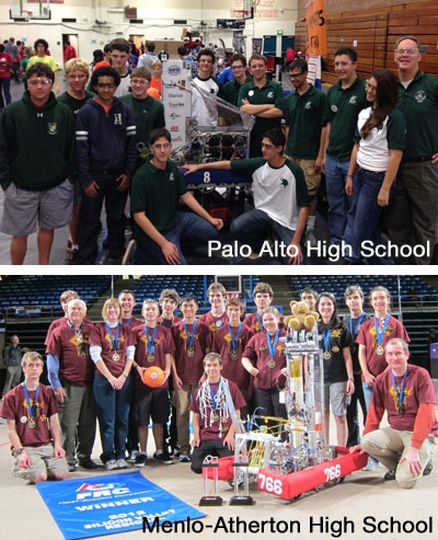 M-A robotics club is guest at Cafe Scientifique on October 8