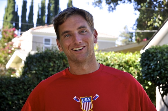 Seth Weil of US Rowing Team