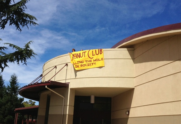 Post image for What's next for Menlo-Atherton High School's quirky Donut Club?