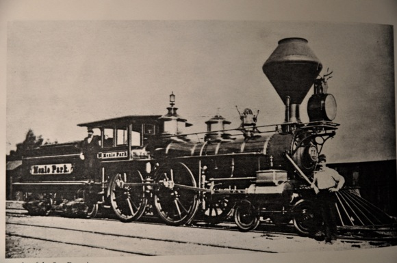 Post image for Festivities celebrating Caltrain's 150th anniversary set for Saturday, Oct. 19, at the Menlo Park train station