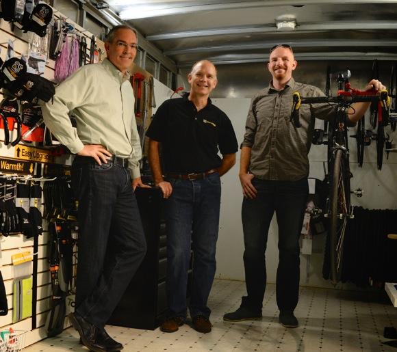 "Beeline Bikes brings mobile repair to Peninsula thanks to two Atherton entrepreneurs and a ""bike guy"""