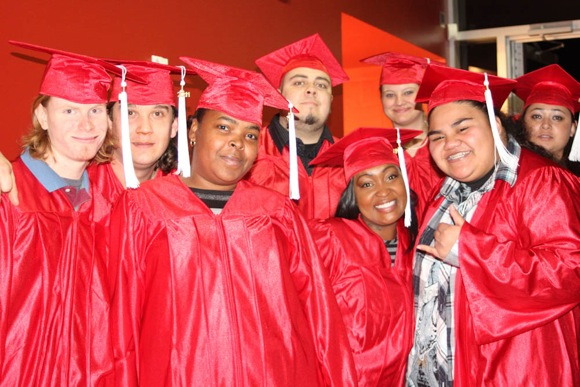 Post image for 100 JobTrain students graduate from the Menlo Park nonprofit's vocational training programs
