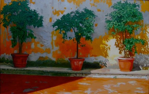 Fuchs painting