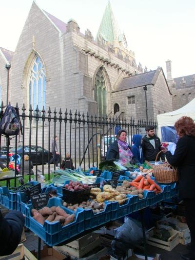 Galway farmers market