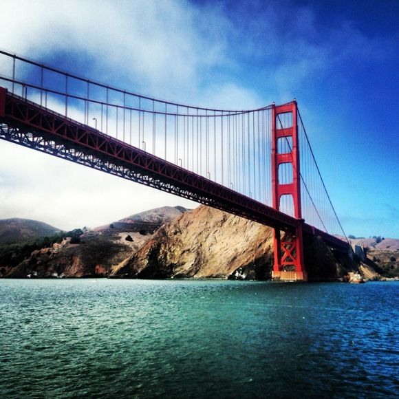 Golden Gate Bridge by Scott Kline