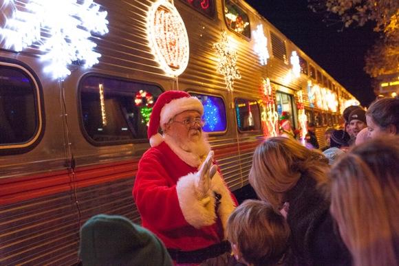 Santa at train station_Laura