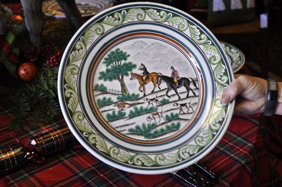 handmade Portuguese plate_Quintessence1
