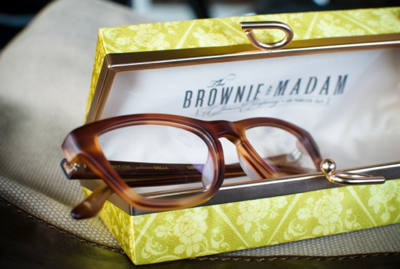 Brownie Madam glasses