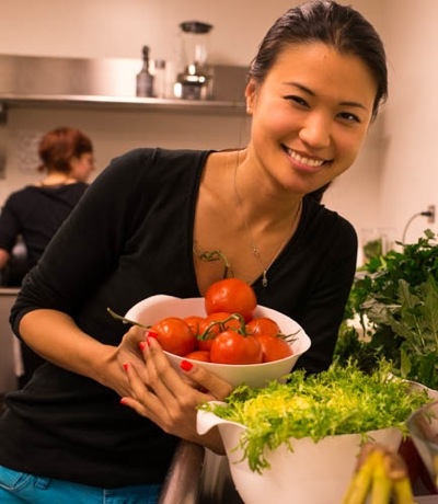 Dr. Chloe Chien of Homemade in Menlo Park