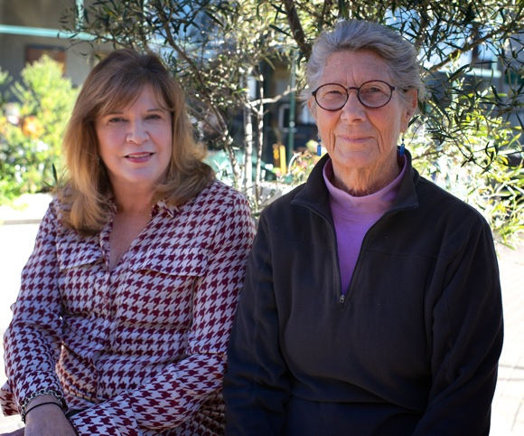 Charlene Margot and Sally Stewart are involved with Sequoia Big Picture High School