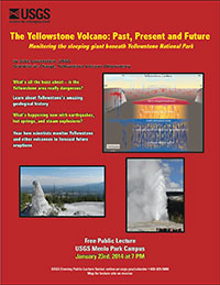 Post image for The Yellowstone Volcano is topic of USGS public lecture in Menlo Park on Jan. 23