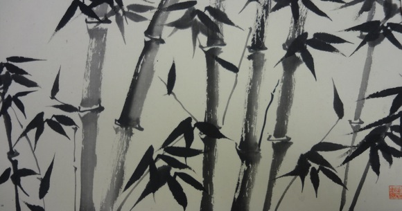 Post image for Chinese brush paintings featured at Portola Art Gallery in Menlo Park in March
