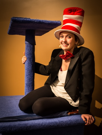 Seussical the Musical brings Dr. Seuss characters to life in Menlo-Atherton High School production